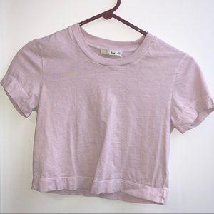 Aritzia Wilfred free weekend t shirt